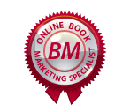Online Book Marketing Specialist Badge