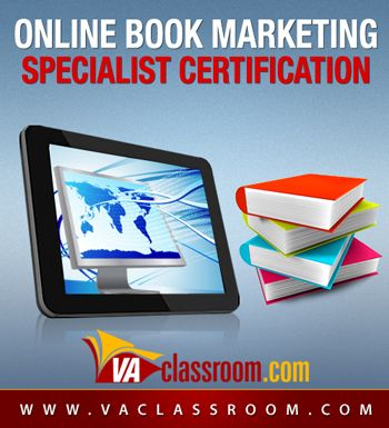 Online Book Marketing Certification Badge