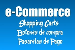 eCommerce - vender tus productos online