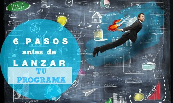 Preparate a lanzar tu programa